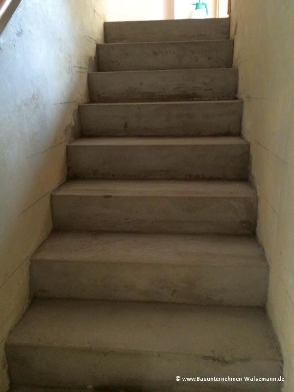 betontreppe sanieren bielefeld